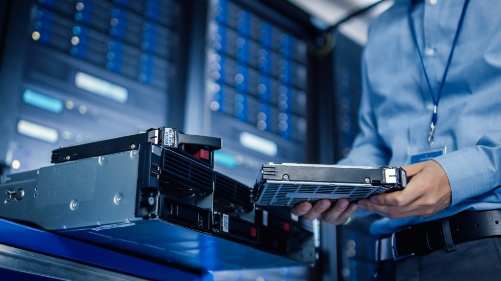 IT infrastructure management solutions gloucestershire