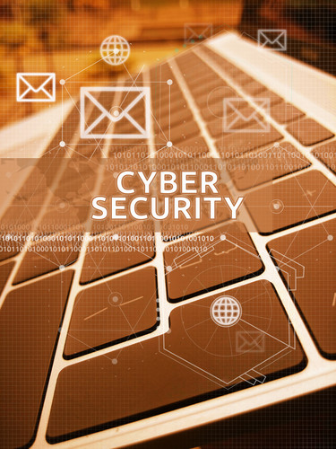 cyber security working from home gloucestershire
