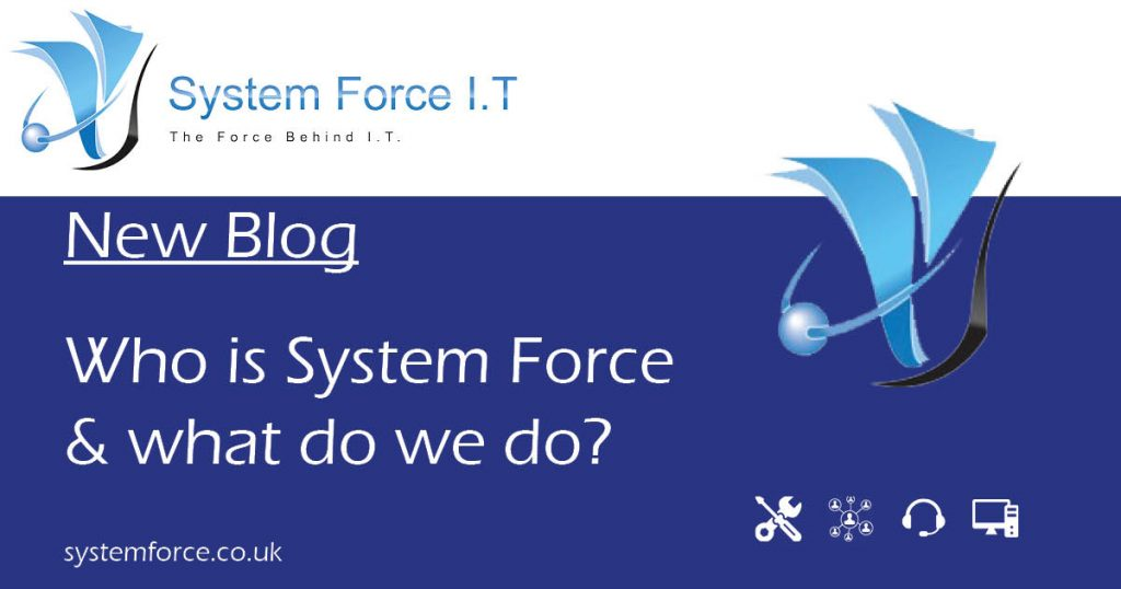 Who is System Force & what do we do?