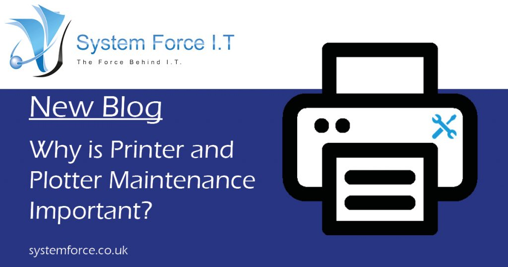 Keeping your printer / plotter in good condition is important!